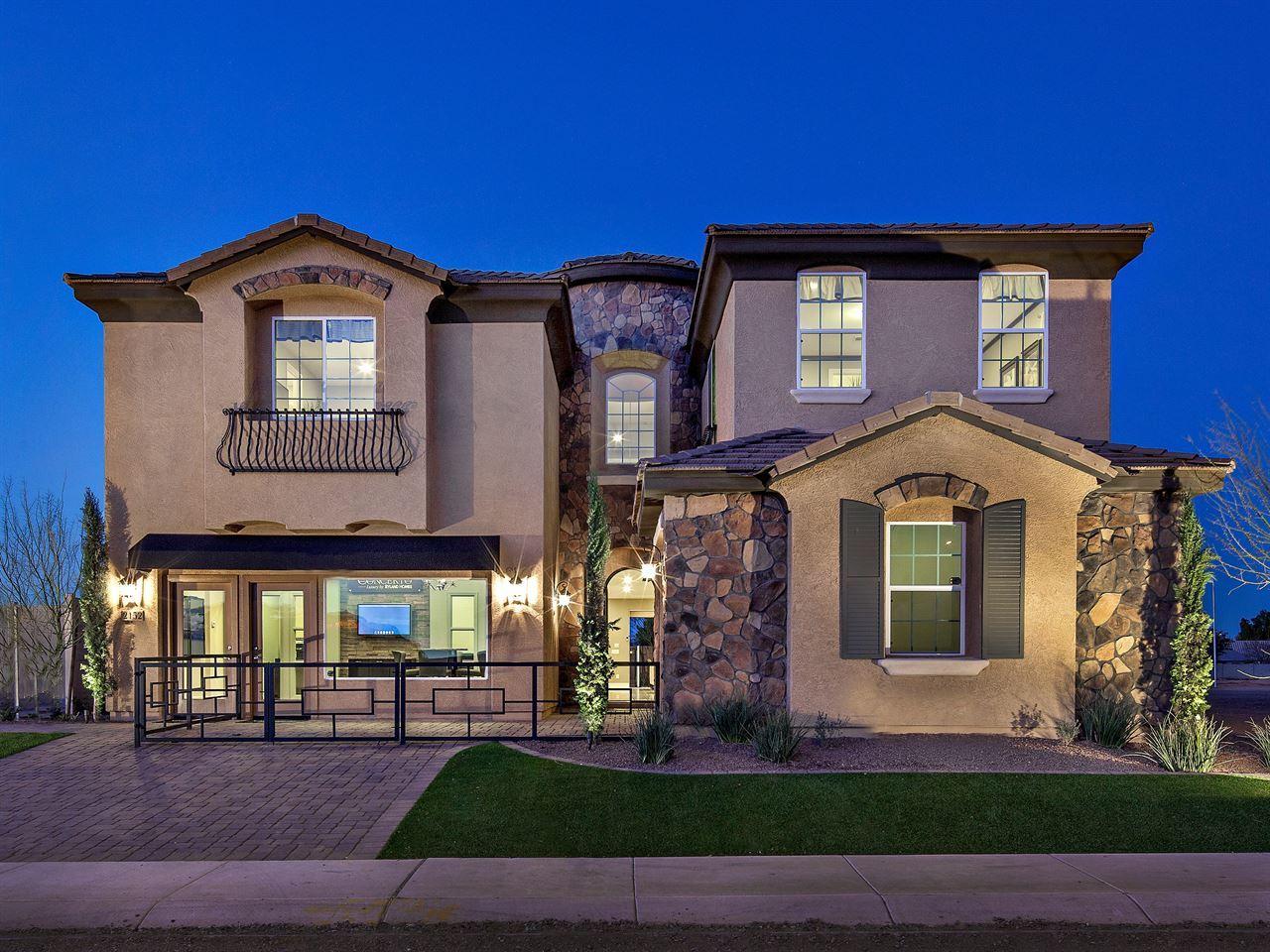 Single Family for Sale at 209 Plan 2170 E Geronimo Street Chandler, Arizona 85225 United States
