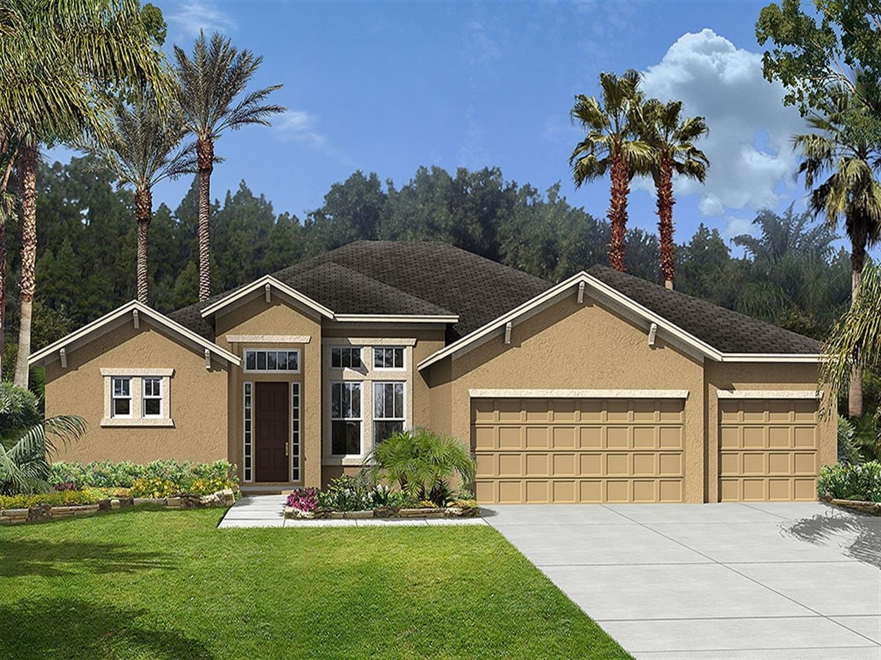Sawgrass estate new homes in orlando fl by ryland homes for Ryland homes