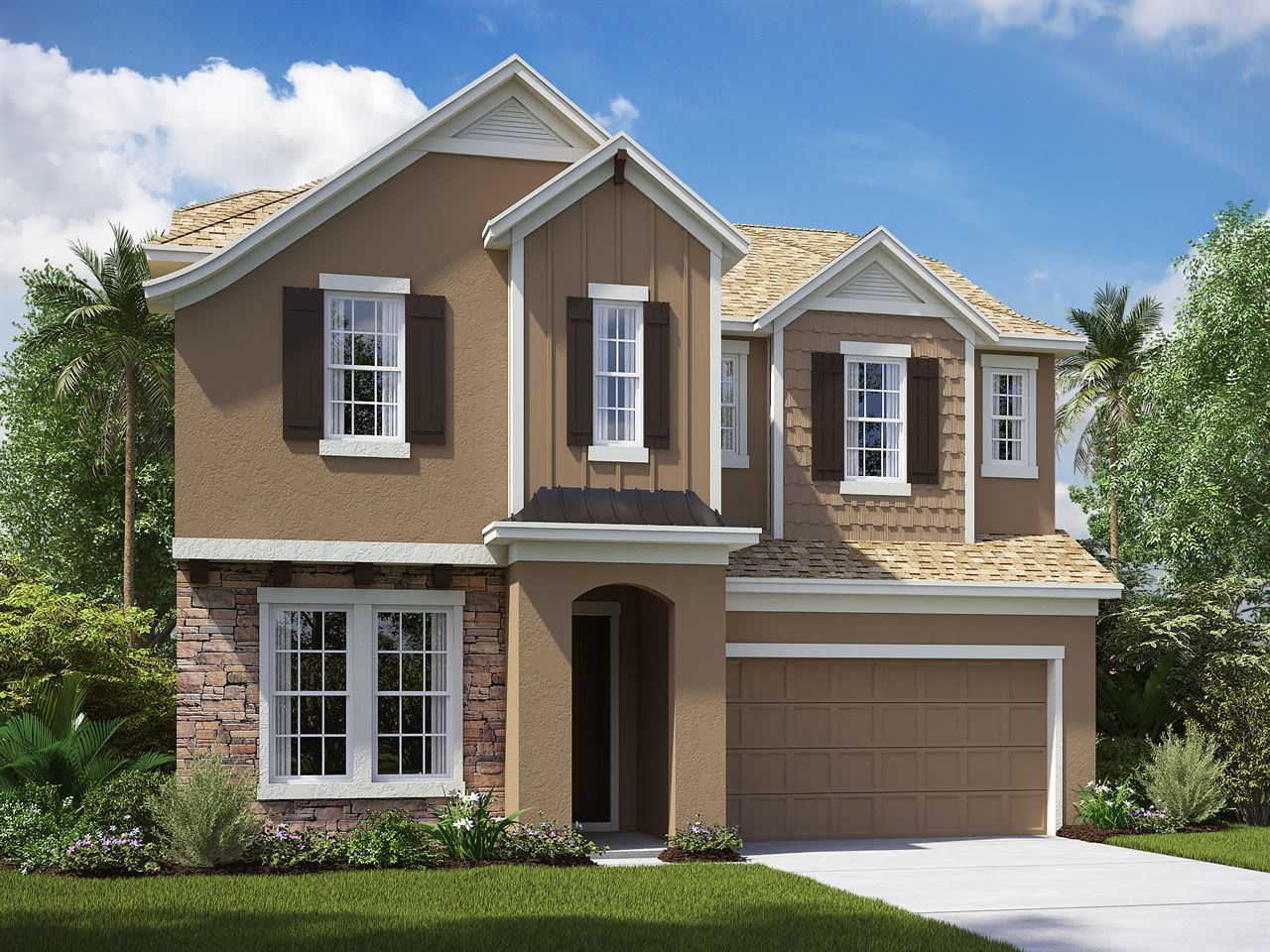 Starkey ranch garden homes new homes in odessa fl by for Ryland homes
