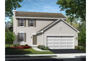 Caspian - Lakewood Crossing The Meadows: Hampshire, IL - Ryland Homes