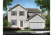 Aberdeen - Lakewood Crossing The Meadows: Hampshire, IL - Ryland Homes
