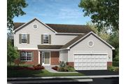 Ashford - Fields of Shorewood North: Shorewood, IL - Ryland Homes