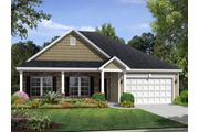 Barrett II - Charleston Oaks in Tanner Plantation: Hanahan, SC - Ryland Homes