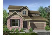 The Insight - McClelland's Creek Perspectives 4000's: Fort Collins, CO - Ryland Homes