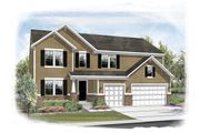 Washington - The Lakes at Sugar Grove: Plainfield, IN - Ryland Homes