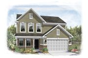Jackson - Brighton Knoll: Noblesville, IN - Ryland Homes