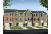 Tydings - Marriott's Choice 1 Car Garage Townhomes: Randallstown, MD - Ryland Homes