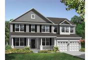 Dawson - Beech Creek 2 & 3 Car Garage Single Family Homes: Aberdeen, MD - Ryland Homes