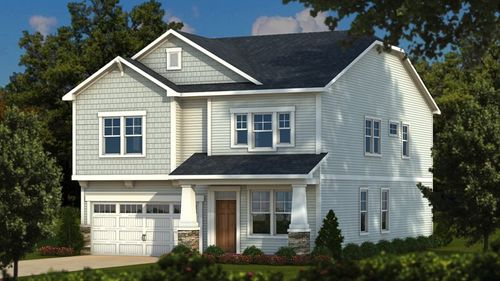 Foxbank Plantation by Sabal Homes in Charleston South Carolina