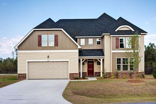 Johnsons Landing by Savvy Homes in Raleigh-Durham-Chapel Hill North Carolina
