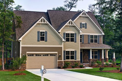 Braxton Village by Savvy Homes in Fayetteville North Carolina
