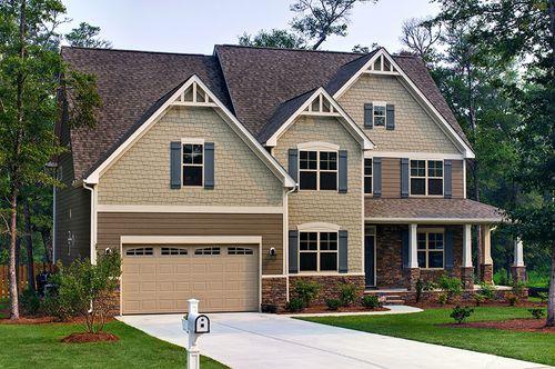 Braxton Village by Savvy Homes in Fayetteville North Carolina