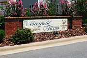 homes in Westerfield Farms by Savvy Homes