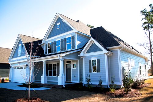 Alexander Woods by Savvy Homes in Raleigh-Durham-Chapel Hill North Carolina
