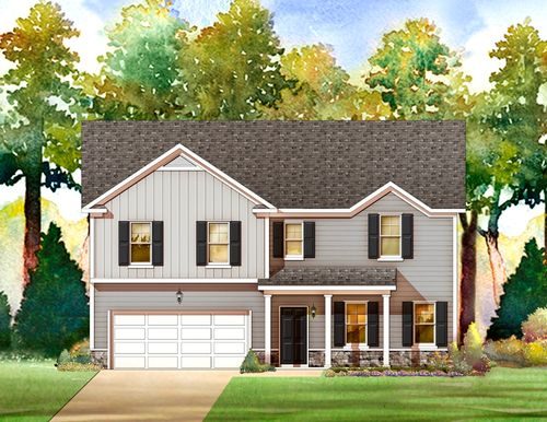 Little River Farms by Savvy Homes in Fayetteville North Carolina