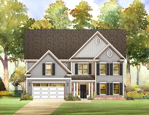 Old Milburnie Crossing by Savvy Homes in Raleigh-Durham-Chapel Hill North Carolina