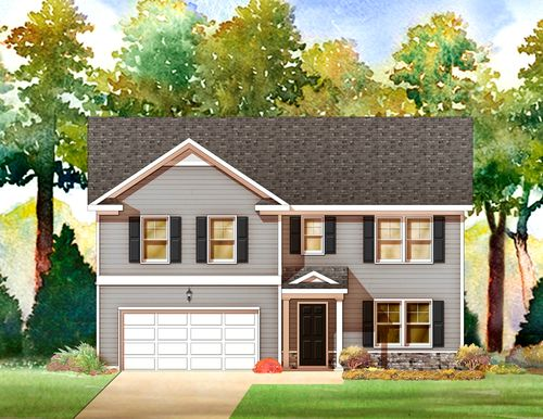 Westerfield Farms by Savvy Homes in Fayetteville North Carolina