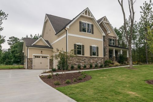 Beau Pré by Savvy Homes in Raleigh-Durham-Chapel Hill North Carolina