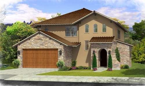 The Villas at Davenport by Scott Felder Homes in Austin Texas