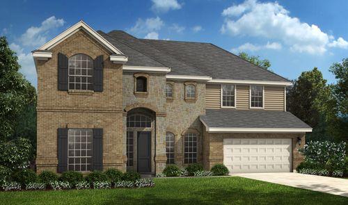 Blackhawk by Scott Felder Homes in Austin Texas
