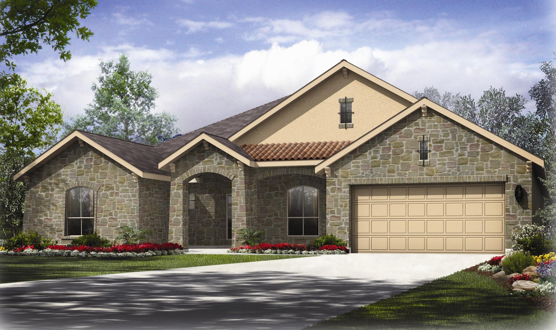 Liberty Hill New Homes New Construction Home Builders