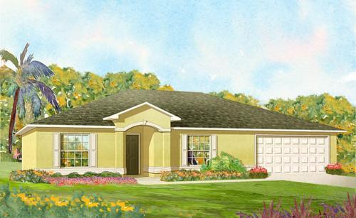 Palm Coast by Seagate Homes in Daytona Beach Florida