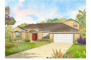 Newport Bonus Room & Loft - NEW - Palm Coast: Palm Coast, FL - Seagate Homes