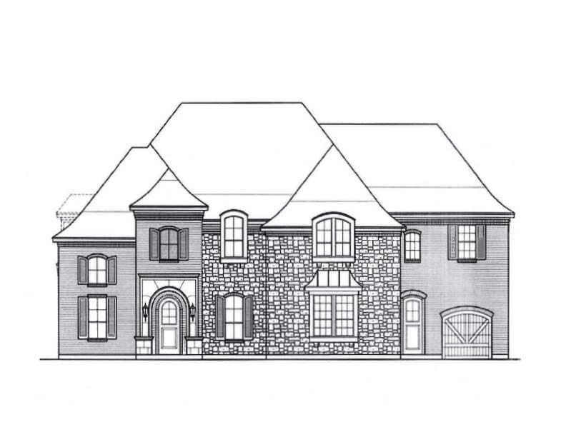 SH 8313 - Shaddock Creek Estates - Gated Community: Frisco, TX - Shaddock Homes