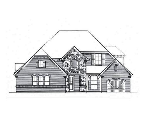 house for sale in Stonebrook Crossing by Shaddock Homes