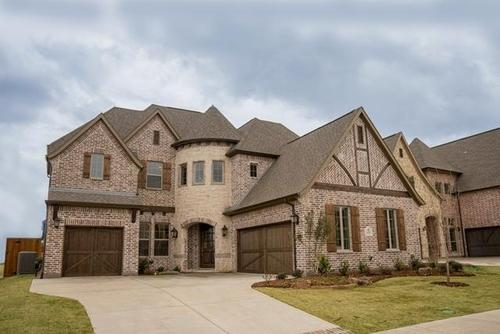 Light Farms by Shaddock Homes in Dallas Texas