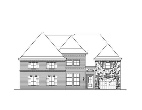 Villages of Stonelake Est.    Phase 1A - 74' Lots' by Shaddock Homes in Dallas Texas