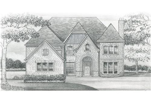Villages of Stonelake Est.    Phase 5 - 90' Lots by Shaddock Homes in Fort Worth Texas