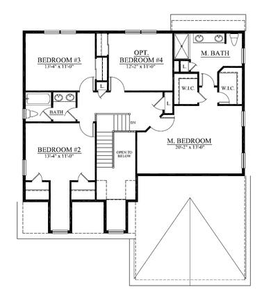 Second Floor—Optional