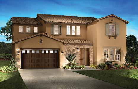 Blackstone: Coral Ridge at Blackstone by Shea Homes - Family in Los Angeles California