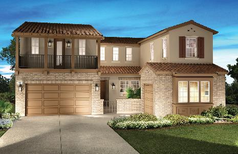 Blackstone: Coral Ridge at Blackstone by Shea Homes - Family in Orange County California