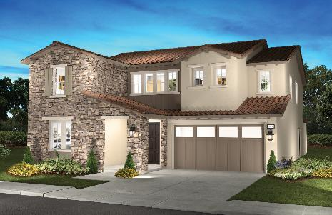 Blackstone: Emerald Heights at Blackstone by Shea Homes - Family in Los Angeles California