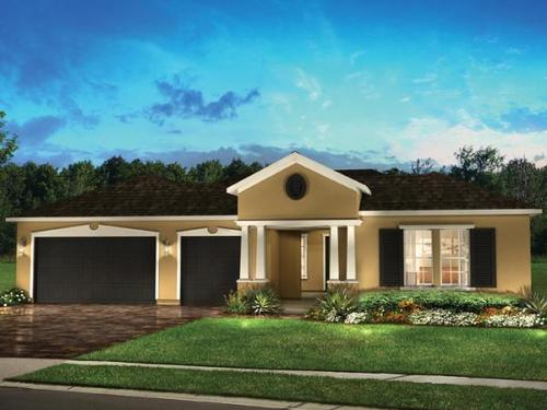 Trilogy Orlando by Shea Homes - Trilogy in Orlando Florida