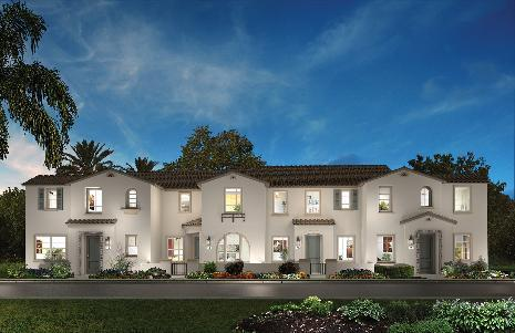 Sendero by Shea Homes - Family in Orange County California