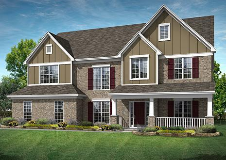 Silverado - McNairy Pointe: Greensboro, NC - Shea Homes - Family