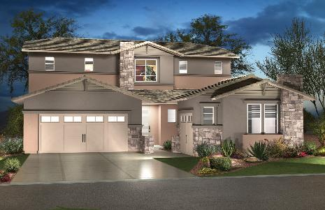 Marbella Vineyards: Marbella Vineyards - Inspire by Shea Homes - Family in Phoenix-Mesa Arizona