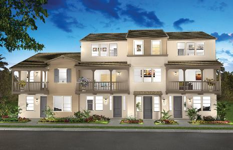 Parsons Place by Shea Homes - Family in Orange County California