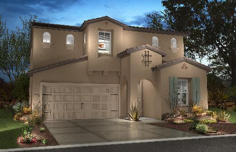 Bridges: The Bridges - Elements by Shea Homes - Family in Phoenix-Mesa Arizona