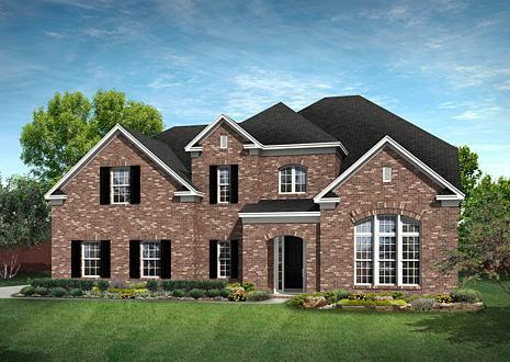 Cypress - McNairy Pointe: Greensboro, NC - Shea Homes - Family