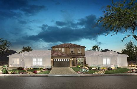 Vallarta at Verrado by Shea Homes - Family in Phoenix-Mesa Arizona