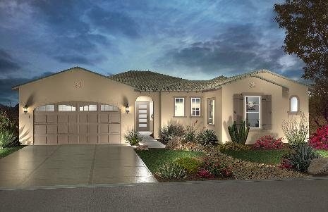 Marbella Vineyards: Marbella Vineyards - Evolve by Shea Homes - Family in Phoenix-Mesa Arizona