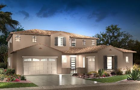 Marbella Vineyards: Marbella Vineyards - Evolve by Shea Homes - Family in Phoenix-Mesa Arizona