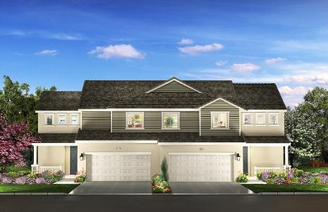 Ivy Lane by Shea Homes - Family in Ventura California