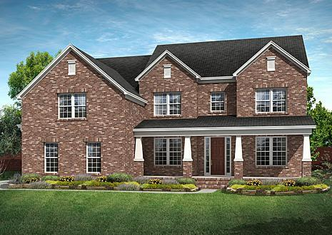 Ashcroft - McNairy Pointe: Greensboro, NC - Shea Homes - Family