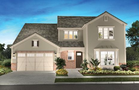 Sagewood at Pavilion Park by Shea Homes - Family in Orange County California