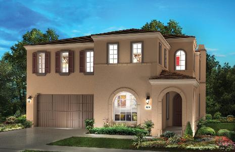 Sausalito at Stonegate by Shea Homes - Family in Orange County California
